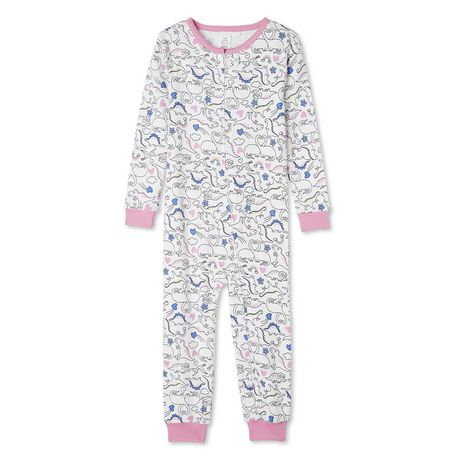 Minnie Mouse Unicorn Pyjamas Childrens Kids Girls PJs Age 18 Months-5 Years