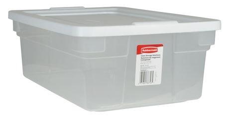 Rubbermaid 11 3 L Storage Container Walmart Canada