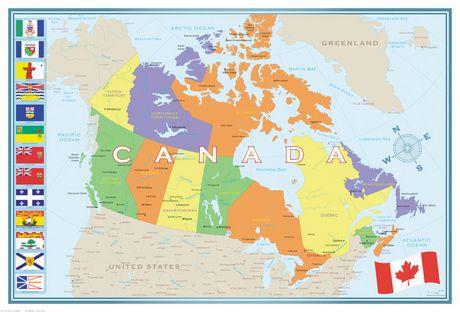 Map - Map of Canada Walmart ca