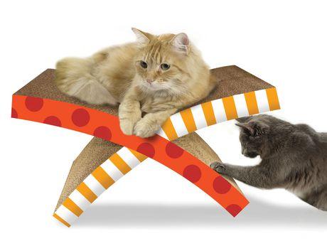 Petstages easy life hammock scratcher - Cat hammock scratcher ...