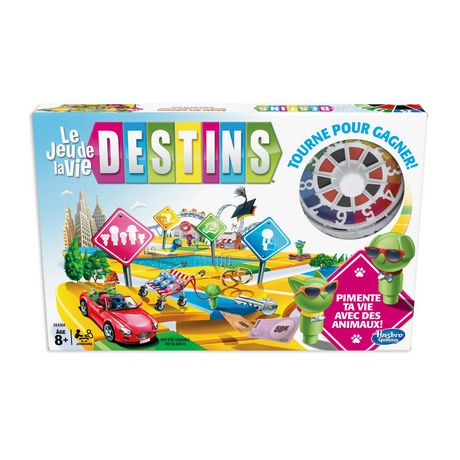 Hasbro Gaming The Game Of Life Game Multi
