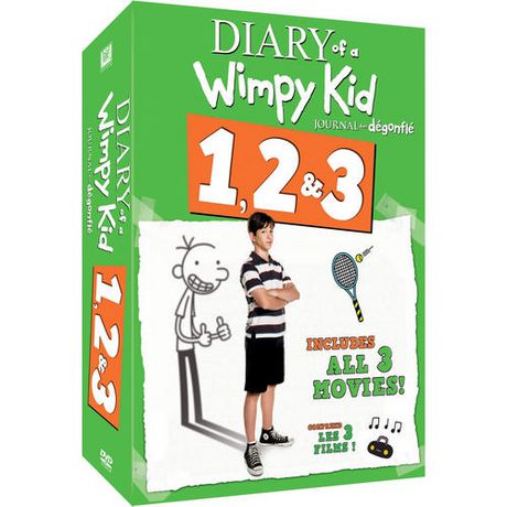 Diary Of A Wimpy Kid Dog Days Dvd Menu