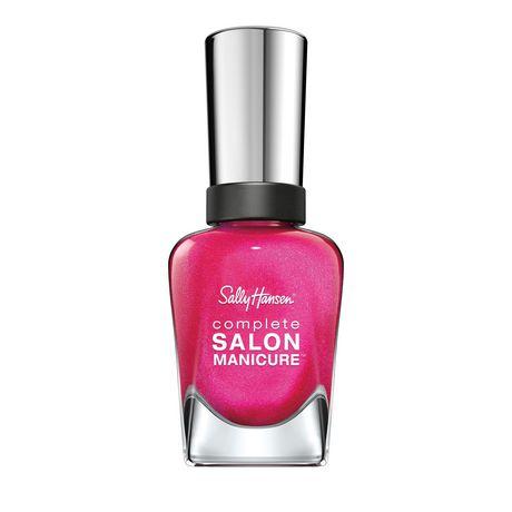 sally hansen complete salon manicure nail polish. Black Bedroom Furniture Sets. Home Design Ideas