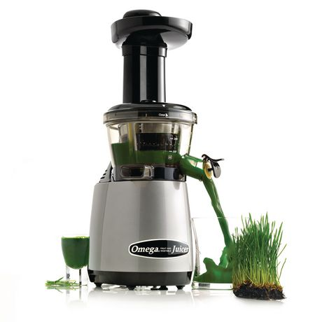Best Slow Vertical Juicer : Omega vertical Slow Masticating Juicer Walmart.ca