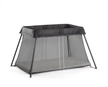 lit parapluie l ger de babybj rn. Black Bedroom Furniture Sets. Home Design Ideas