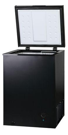 arctic king 3 5 cu ft chest freezer. Black Bedroom Furniture Sets. Home Design Ideas