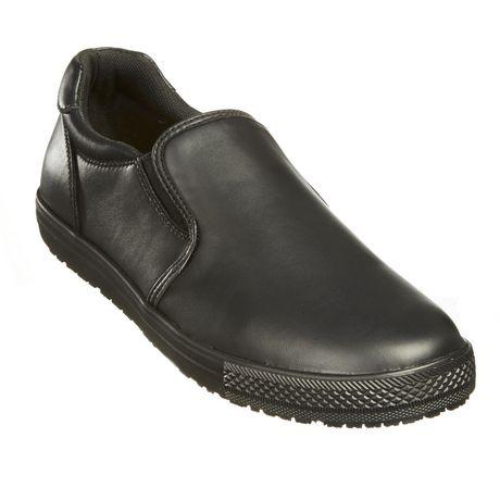 Walmart Slip Resistant Shoes Mens