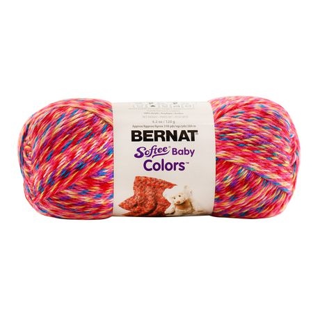 Bernat Softee Baby Colors Yarn Walmart Ca