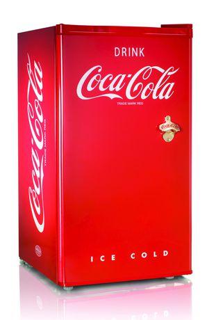 Coca Cola Retro Fridge Walmart Ca