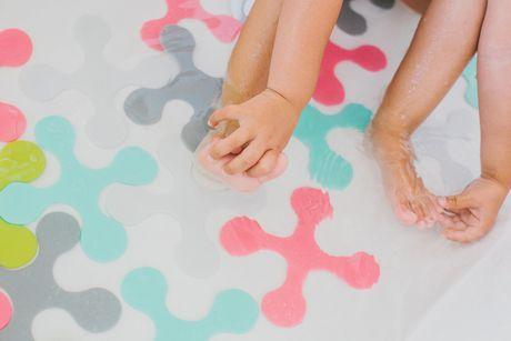 prince lionheart tapis de bain paq de 12. Black Bedroom Furniture Sets. Home Design Ideas