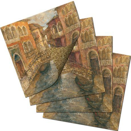 Studio Art Venetian Flex Cork Placemats Set Of 4 Walmart Ca