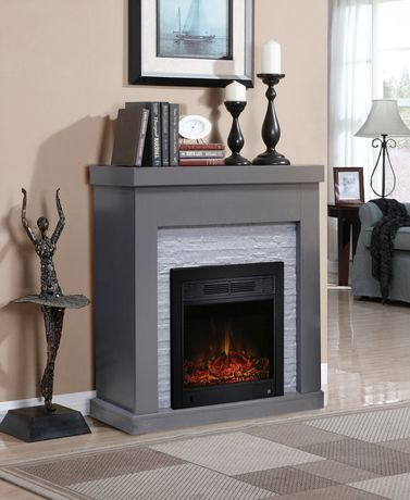 Paramount Fraser Electric Fireplace