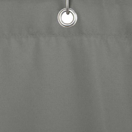 Mainstays Microfiber Fabric Shower Curtain Liner   Walmart.ca