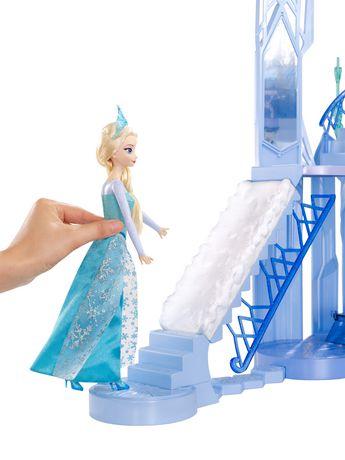 Mattel disney la reine des neiges coffret de jeu le - Jeu reine des neiges en ligne ...