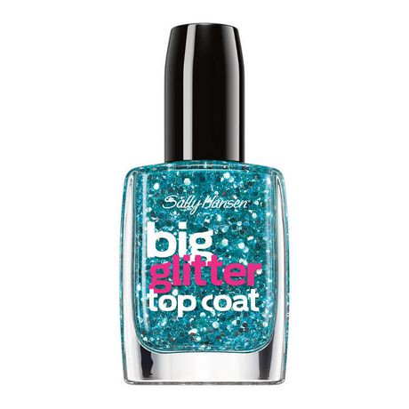 sally hansen big glitter top coat walmart canada