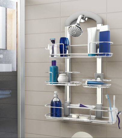 artika shower caddy. Black Bedroom Furniture Sets. Home Design Ideas
