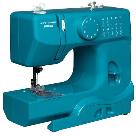 Buying a budget sewing machine doesn't mean you have to settle for something poorly built. Affordable sewing machines are a great choice for beginners and experienced users alike. The Janome Graceful Gray Basic provides all the necessary features you will need with a build quality that is required to survive years of typical use.