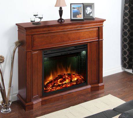 Muskoka Electric Fireplace With Corner Option And 28 Full