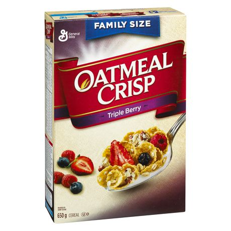 Oatmeal Crisps Recipe — Dishmaps