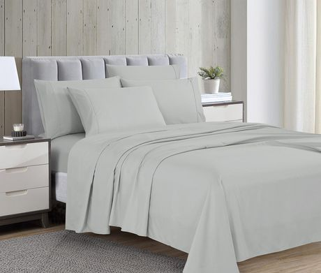 525 Thread Count Gold Dobby, Double Fitted Sheet