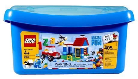 lego bricks more large brick box 6166 at