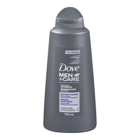 shampoing fortifiant regain d 39 oxyg ne avec caf ine men caremd de dove pour hommes. Black Bedroom Furniture Sets. Home Design Ideas