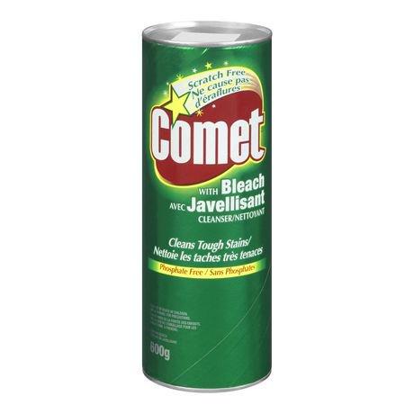 Comet 174 With Bleach Cleanser Walmart Ca