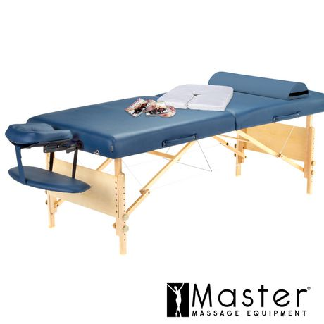 Aster lx 30 portable massage table package - Portable massage table walmart ...