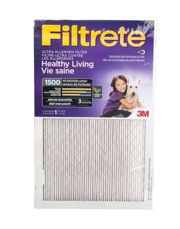 Healthy Living Maximum Allergen Filter Walmart Ca