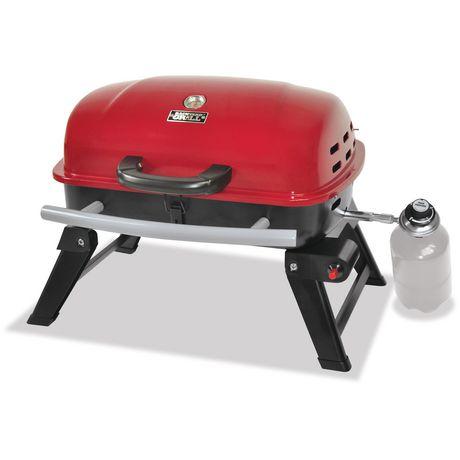 backyard grill 20 portable lp gas grill bbq gbt1424wrs c walmart