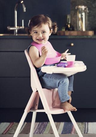 Chaise haute babybj rn pour b b walmart canada for Chaise auto pour bb
