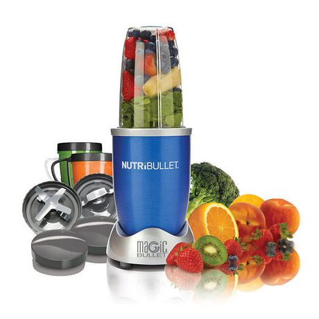 Nutribullet for Magic bullet motor size