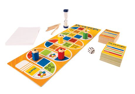 This is on my Wish List: Pictionary Board Game - English |