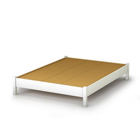 south shore soho collection queen size platform bed