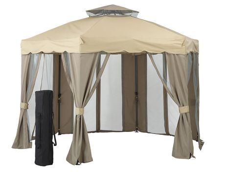 hometrends gilded grove 12 39 gazebo