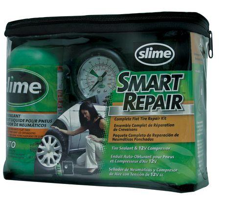 slime smart repair tire kit. Black Bedroom Furniture Sets. Home Design Ideas