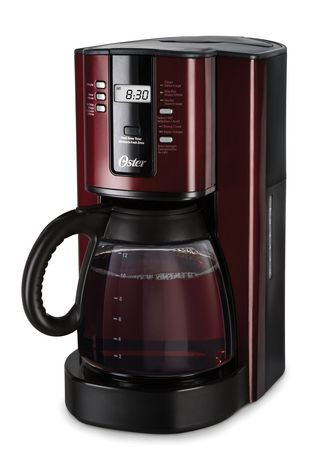 Oster Coffee Maker Set Time : Oster 12-Cup Programmable Coffee Maker Walmart.ca
