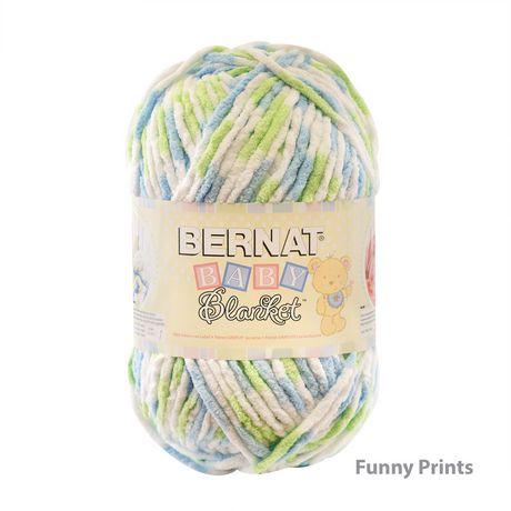Bernat Baby Blanket Big Ball Yarn Walmart Canada
