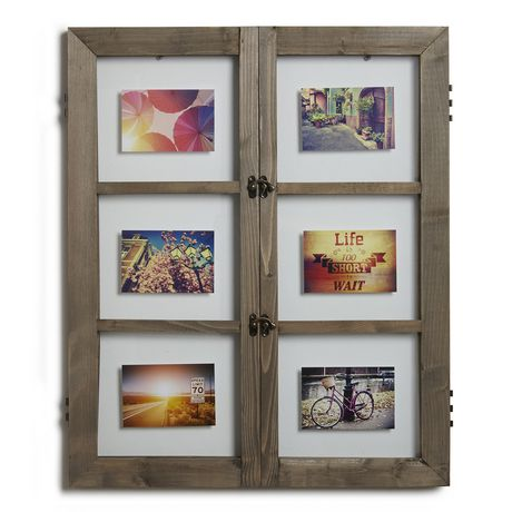 hometrends 5x7 6 opening window frame