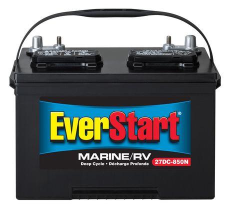 everstart marine battery 27dc 850n at. Black Bedroom Furniture Sets. Home Design Ideas