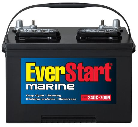 Everstart Battery Warranty >> EverStart Marine Battery 24DC-700N at Walmart.ca