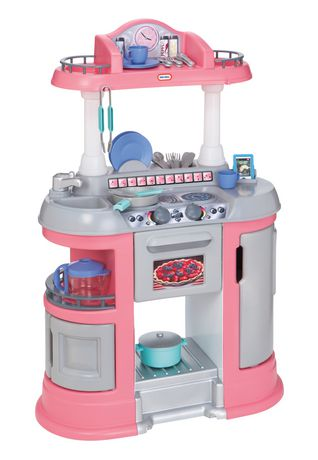 Little Tikes Kids In The Kitchen Pink