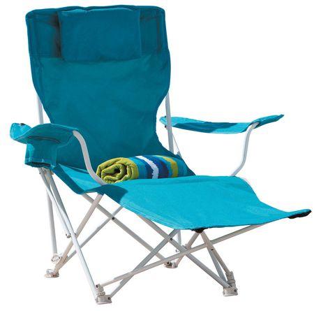 Folding Beach Lounger
