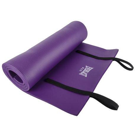 tapis d exercice en mousse d everlast violet walmart canada