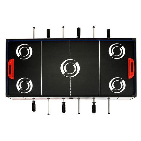 table multi jeux 4 en 1 revolver de hathaway de 40 po. Black Bedroom Furniture Sets. Home Design Ideas