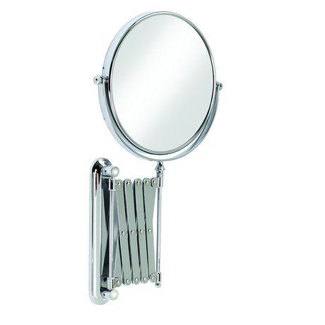 Miroir mural vantage de 20 cm 8 po grossit 5 fois for Miroir walmart
