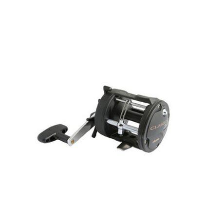 Okuma classic pro 302l baitcasting reel for Walmart fishing rods and reels