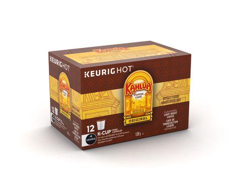 Keurig Hot Kahlua Original Light Roast K-Cup Coffee Pods ...