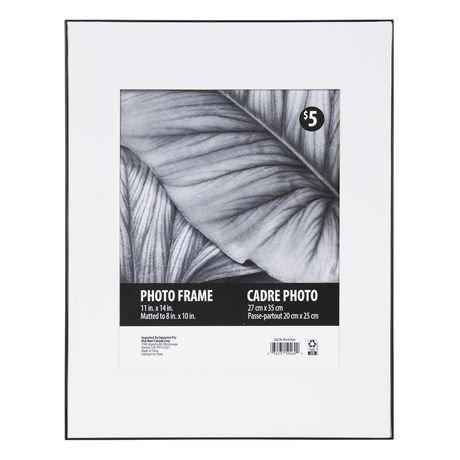 cadre photo de mainstays 28 x 36 cm walmart canada