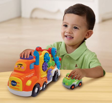 mon super camion transporteur tut tut bolidesmd de vtech. Black Bedroom Furniture Sets. Home Design Ideas